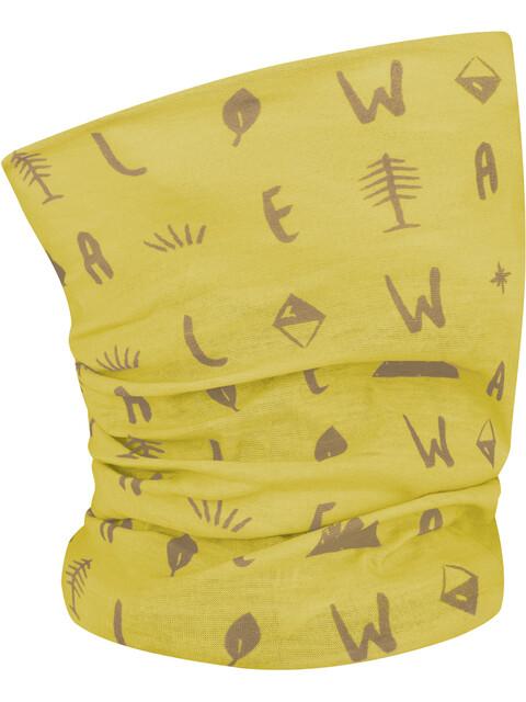 Salewa Icono K Headband Kamille Yellow
